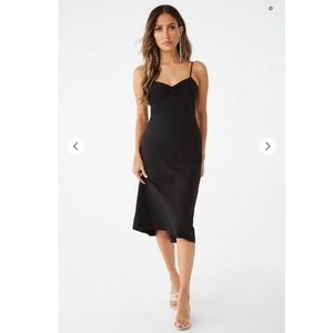 Forever 21 Ruched Cami Dress